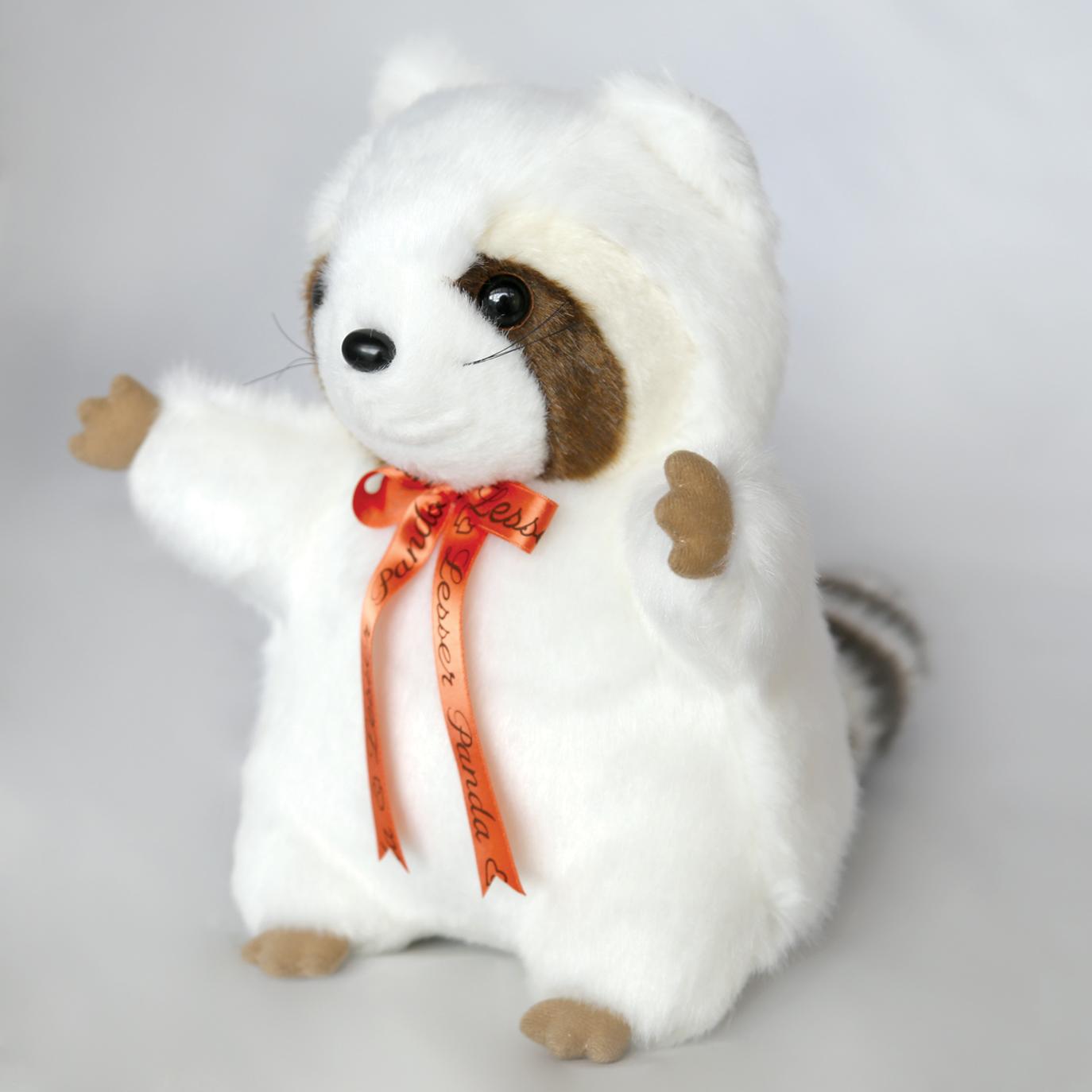 レッサーパンダ(SM) 白