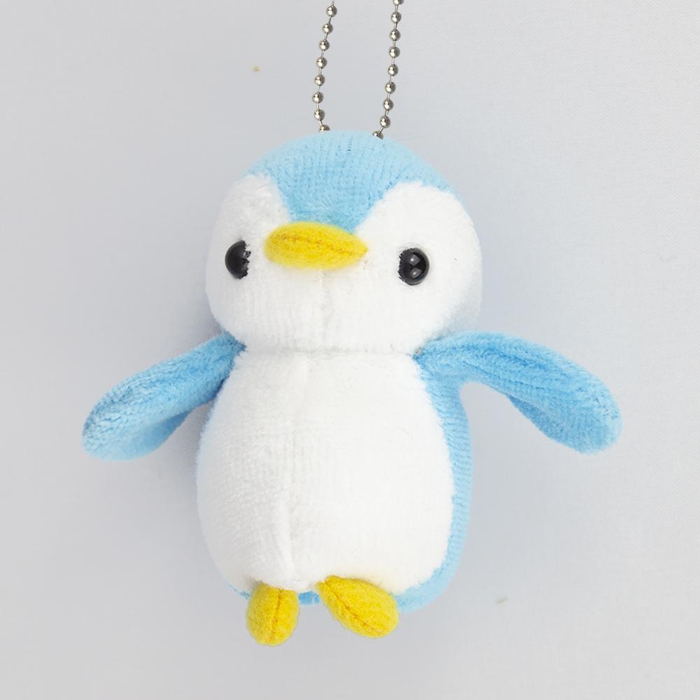 マリンシリーズ フィンガーパペット ペンギン(ブルー)